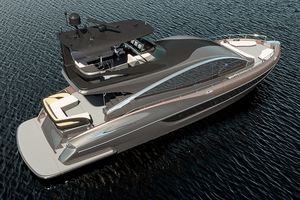 Lexus 'lấn sân' sang sản xuất du thuyền hạng sang