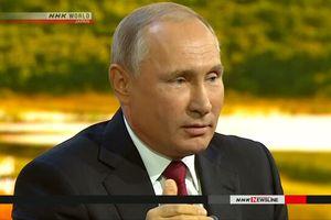 Nga sẵn sàng đối thoại về khả năng ký kết Hiệp ước hòa bình với Nhật Bản