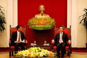 Các doanh nghiệp Hoa Kỳ có tiềm năng và cơ hội lớn để hợp tác với Việt Nam