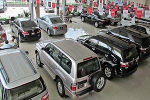 Tiêu thụ xe nhập nguyên chiếc tăng mạnh nhờ ưu đãi thuế