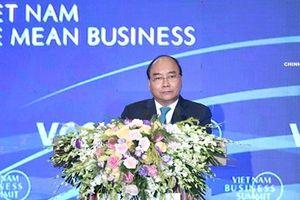 Thượng đỉnh kinh doanh: Việt Nam có khát vọng trở thành quốc gia thịnh vượng