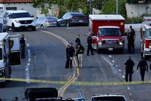 Tay súng ở Mỹ điên loạn bắn chết 5 người rồi tự sát