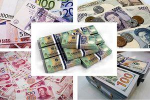Tỷ giá ngày 13/9: Nhân dân tệ tăng so với USD, giảm mạnh so với VND