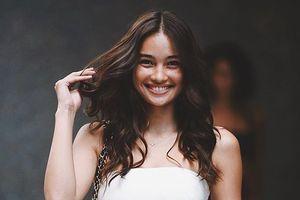 Nhan sắc chân dài Philippines đầu tiên được diễn cho Victoria's Secret