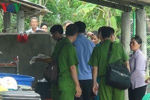 Người chồng nghi giết vợ ở Tiền Giang bị bắt khi trên đường chạy trốn