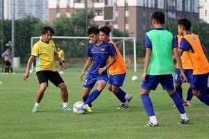 VCK U16 châu Á: U16 Việt Nam hội quân trở lại, quyết tạo kỳ tích