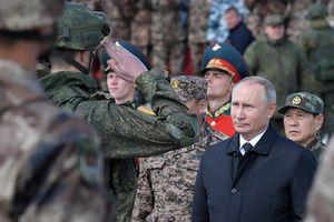 Tổng thống Putin tiết lộ mục đích tập trận Vostok-2018 của Nga