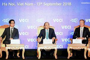Thủ tướng: 'Việt Nam muốn là bạn của những người giỏi nhất'