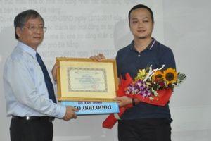 Đà Nẵng trao giải cuộc thi thiết kế nhà ở và nhà trọ cho công nhân