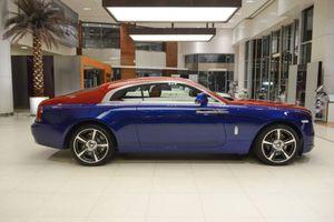 Siêu phẩm Rolls-Royce Wraith bắt mắt với hai tông màu xanh – đỏ