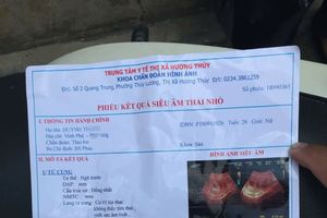 Thai bình thường bị chẩn đoán chết lưu: Do bác sĩ dùng từ chưa nhuần nhuyễn