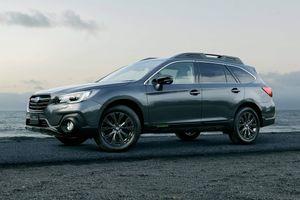Subaru Outback bản đặc biệt kỷ niệm 60 năm