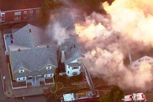 Xảy ra liên tiếp hơn 70 vụ cháy nổ tại bang Massachusetts, Mỹ