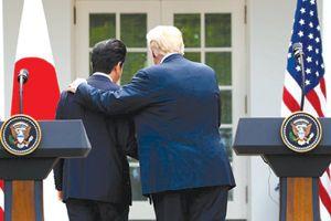 Ông Trump 'để mắt' tới Nhật Bản