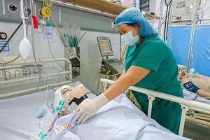 Đã tìm được người thân bệnh nhân bị chấn thương sọ não