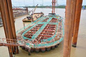 Trung Nam lý giải dùng thép Trung Quốc tại dự án chống ngập 10.000 tỷ
