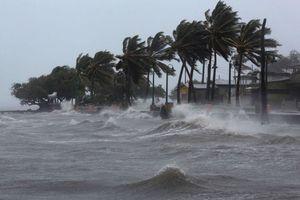 Vừa dứt mối lo bão số 5, Bắc Bộ sẽ liên tiếp hứng mưa từ siêu bão Mangkhut