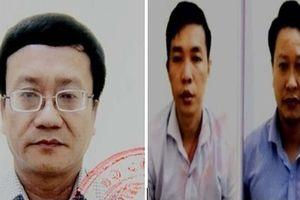 Bắt tạm giam Trưởng phòng Khảo thí Sở Giáo dục và đào tạo tỉnh Hòa Bình