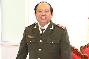 Trung tướng Bùi Xuân Sơn, nguyên Phó Tổng cục trưởng Tổng cục IV bị cảnh cáo