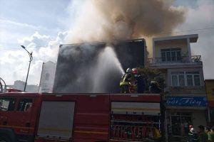 Phòng cháy chữa cháy nội đô Đà Nẵng: Nước xa khó cứu lửa gần