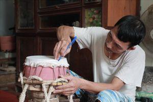 Khám phá làng nghề từ 'ế dài cổ' bỗng kiếm hơn trăm triệu mỗi mùa Trung Thu
