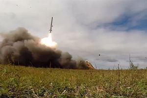 Tên lửa Nga phóng rực trời tại Vostok-2018