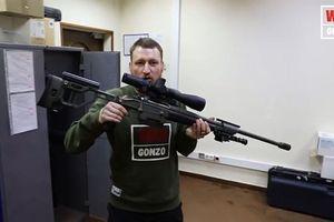 Súng bắn tỉa bảo vệ Tổng thống Putin không được xếp hạng