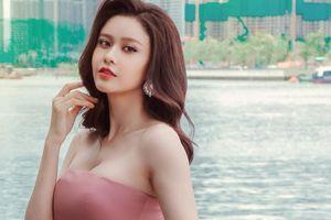 Trương Quỳnh Anh khoe vẻ đẹp mong manh như sương mai hậu ly hôn