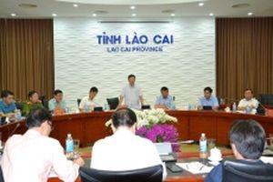 Làm rõ nguyên nhân, trách nhiệm gây vỡ hồ chứa thải Nhà máy DAP Lào Cai