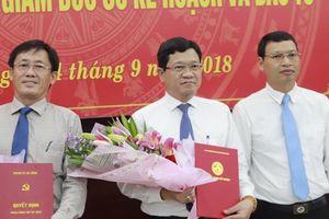Đà Nẵng thay giám đốc Sở Kế hoạch và Đầu tư