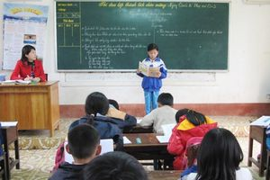 Dạy học phát triển năng lực: Người thầy phải chủ động, sáng tạo