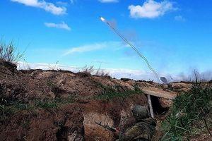 Nga đăng tải video phóng tên lửa – 'tàng hình' tại cuộc tập trận 'Vostok-2018'