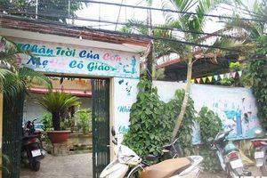 Hà Nội: Lập biên bản trường mầm non tư thục có bé trai 2 tuổi bị thương tích 'vùng kín'