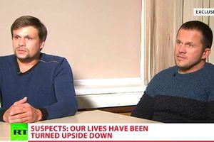 Hai nghi phạm Nga bác bỏ cáo buộc đầu độc cựu điệp viên Skripal