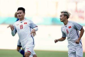 Cúp Chiến thắng 2018: Quang Hải, Văn Hậu và đội Olympic Việt Nam được đề cử