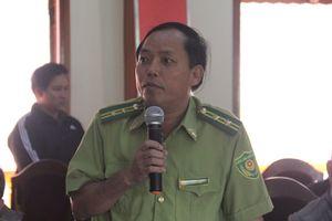 Để mất rừng, Giám đốc BQL rừng phòng hộ bị cách mọi chức vụ trong Đảng