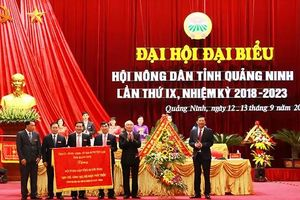 Hội Nông dân tỉnh Quảng Ninh huy động, giúp đỡ trên 20.000 hộ hội viên nghèo