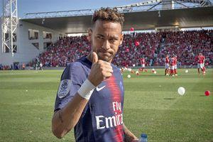 'Bom tấn' Neymar cập bến La Liga?