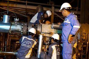 Người thợ xây lắp dầu khí đoàn kết, quyết tâm cao