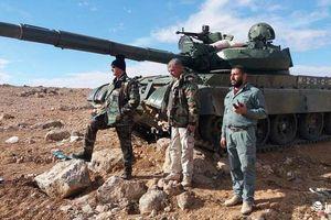 Vắng bóng không quân Nga, quân đội Syria vẫn dồn dập tập kích Idlib