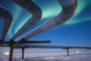 Nguồn cung dầu toàn cầu cao kỷ lục đẩy giá dầu sụt mạnh