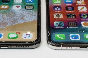iPhone XS/XS Max có một điểm trừ về thiết kế, xấu hơn cả iPhone X