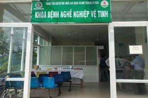 Lần đầu tiên một bệnh viện quận mở khoa khám bệnh nghề nghiệp