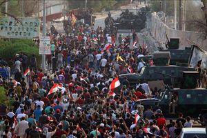 Thủ tướng Iraq nêu sáng kiến tháo ngòi căng thẳng tại Basra