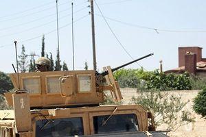 Mỹ kết thúc tập trận quy mô với các phiến quân ở al-Tanf, Syria