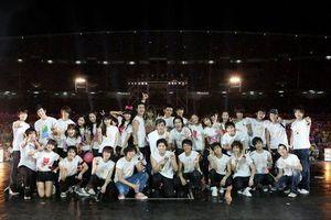 SM Entertainment tìm kiếm ngôi sao tại Việt Nam vào tháng 11