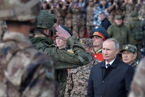 Ông Putin nói gì về cuộc tập trận hoành tráng Vostok 2018?