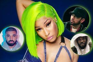 Nicki Minaj 'réo gọi' loạt kẻ thù trong MV mới: có tên quen thuộc, cũng có người đầy bất ngờ!