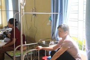 113 nữ công nhân bị ngộ độc khí tại Yên Bái đã xuất viện