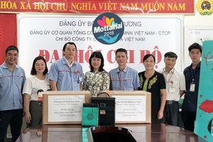Công ty ô tô Toyota Việt Nam trao yêu thương cùng Mottainai 2018